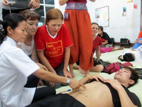Обучение массажу в Таиланде