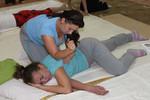 Тайский локтевой массаж в школе СИАМ
