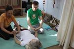 Базовый курс тайского массажа