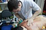 Ударно-динамический массаж в школе СИАМ