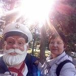 Любовь Сокольская в Геленджике