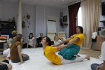 Тайский массаж в школе СИАМ