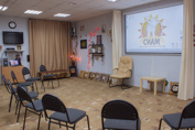 Аренда зала. Большой зал школы СИАМ
